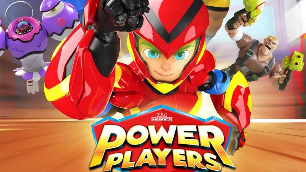 """""""Power Players"""" bei KiKa im Live-Stream und TV: Folge 64 aus Staffel 2 der Animationsserie"""