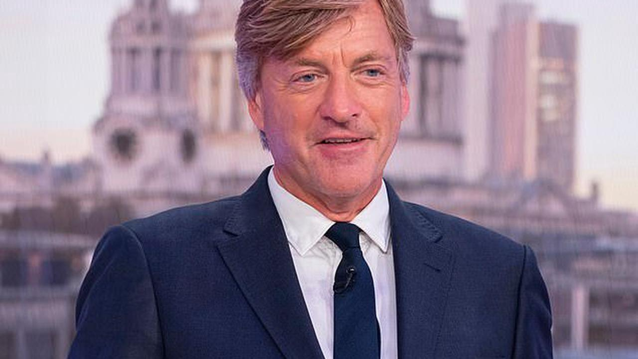 Richard Madeley 'is being lined up to replace Piers Morgan on GMB with a trial stint in the summer'