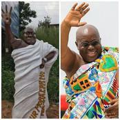 Des Ghanéens choqués par une statue de leur président appellent à l'arrestation du sculpteur