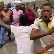 About Sunday igboho's attempted arrest