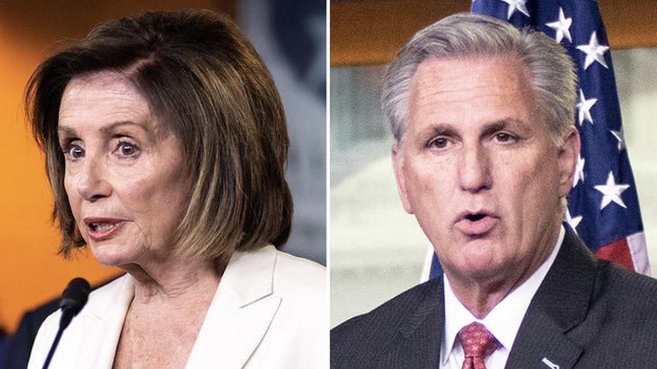 House rejects GOP effort to seat McCarthy's picks for Jan. 6 panel