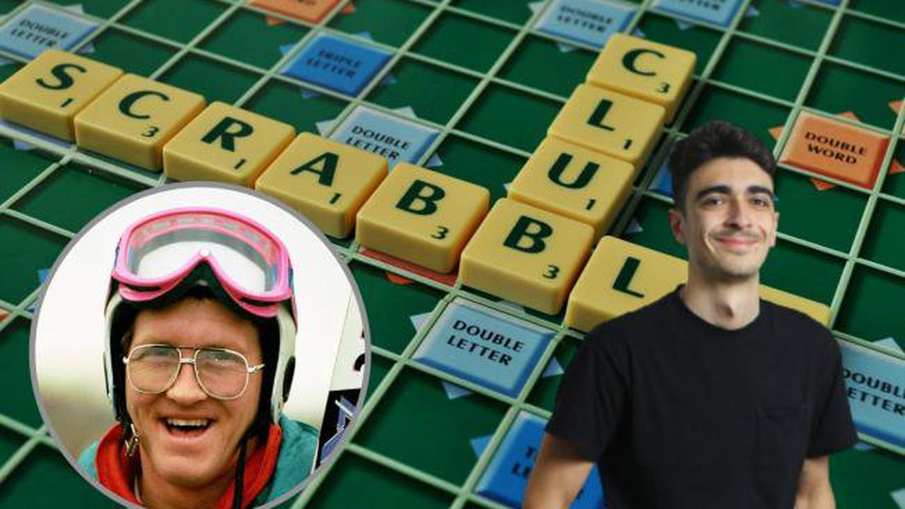 Chris McQueer: I'm the the Eddie the Eagle of the Scrabble world