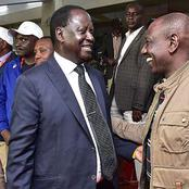 New Twist As Ruto's Ally Says This On Ruto Working With Raila