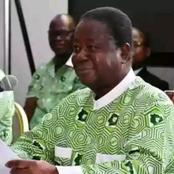 Après Laurent Gbagbo, Henri Konan invite les militants de l'opposition à sortir pour la bonne cause