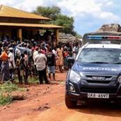 Drama In Makueni As A Man Is Brutally Murdered By Chang'aa Seller