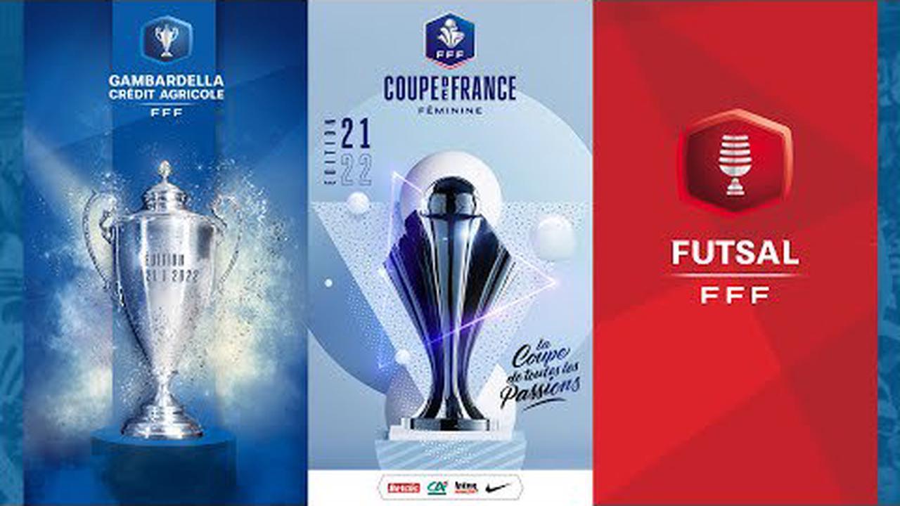 Football. Coupe de France féminine, Gambardella: suivez le tirage au sort en direct vidéo