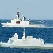 البحرية المصرية تكشر عن أنيابها والمتوسط يشتعل.. والجماعة الإرهابية يعلو نحيبها (تفاصيل)