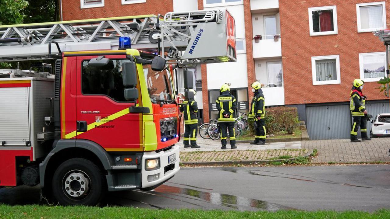 Kinderwagenbrand in Salzgitter-Bad - war es Brandstiftung?