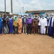 Lutte contre la COVID-19: une ONG lance une campagne de sensibilisation dans la région