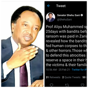 See What A Northern Senator Revealed About What Bandits Did To Human Corpses In Their Hideout