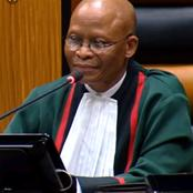 Chief justice Mogoeng did something that left Mzansi speechless.