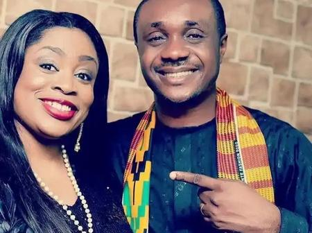 Check Out These Pictures of Sinach And Nathaniel Bassey