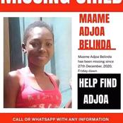 Missing Child Please Help Lets Find Her For Her Parents.