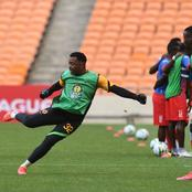 OPINION: See What Bafana Coach Tells Khune And Gavin Hunt Ahead Of Big Match With Ghana