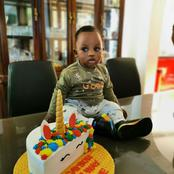 Victor Wanyama's Sister Throws a Colourful Party For Her Son as he Turns 6 Months Old(Photos)