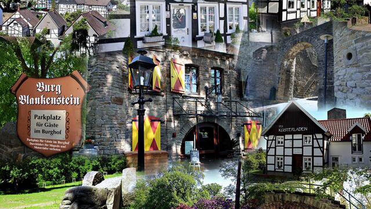 Bewegung ist das halbe Leben: Tagesausflug zur Burg Blankenstein