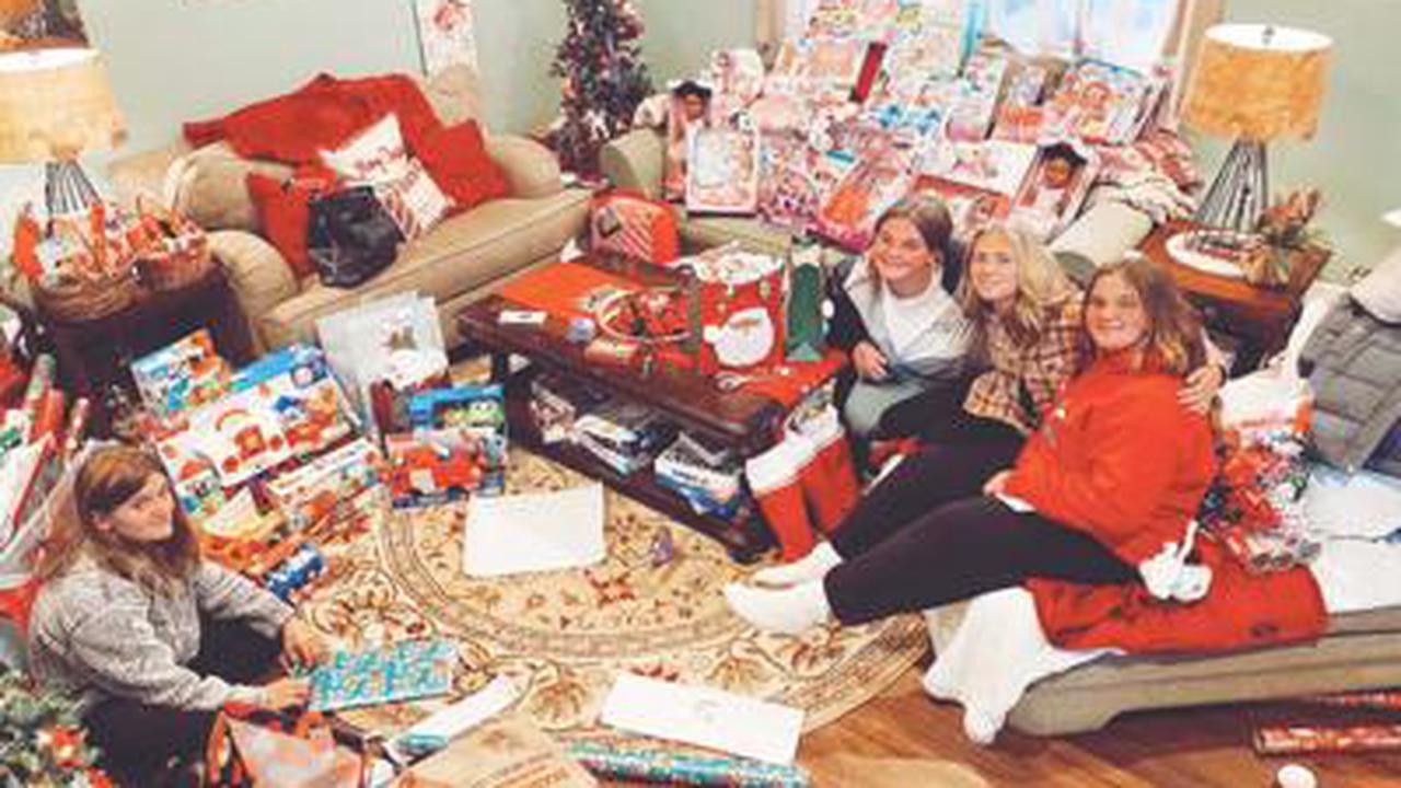 CHRISTMAS FUND DONATIONS, Dec. 29, 2020