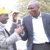 DP Ruto's Man Under Fire as he Attacks  Governor Ngilu, See Reactions