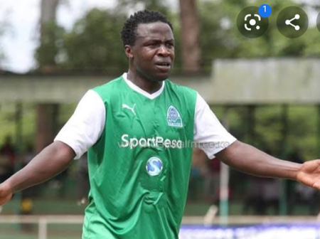 Former Gor Mahia And AFC Player Who Refused To Participate In A Match Due To This Reason