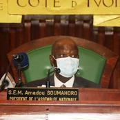 Bureau de l'AN, Mabri Toikeuse dénonce une violation de la constitution par Amadou S et le RHDP