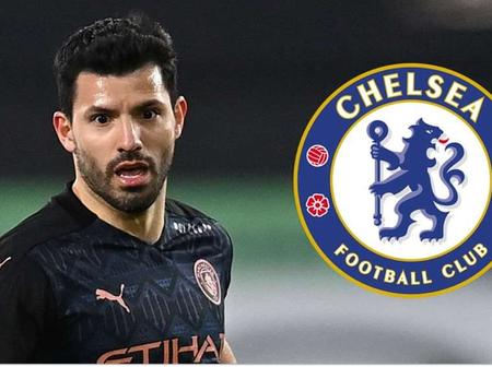 Aguero to Chelsea gathering momentum