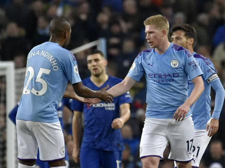 REPORTS: Manchester City midfielder to miss 'four or six weeks' through injury