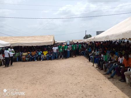 Ouverture des campagnes à Sakassou, le peuple de Oualêbo confirme sa fidélité au PDCI-RDA