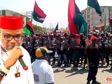 A Message To The Indigenous People Of Biafra After The Message To Attack Any Country Who Attack Them