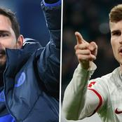 Checkout Timo Werner's statement that shows he blames himself for Lampard's sacking