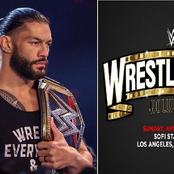 Roman Reigns Teases Big Match At WrestleMania 39 In 2023