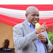 """I Am Now a Member of UDA,"" Kositany Response to Party's Position to Remove Him as Jubilee Deputy SG"