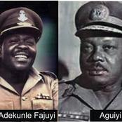 How Adekunle Fajuyi Laid Down His Life For An Igbo Man, Aguiyi-Ironsi 55 Years Ago