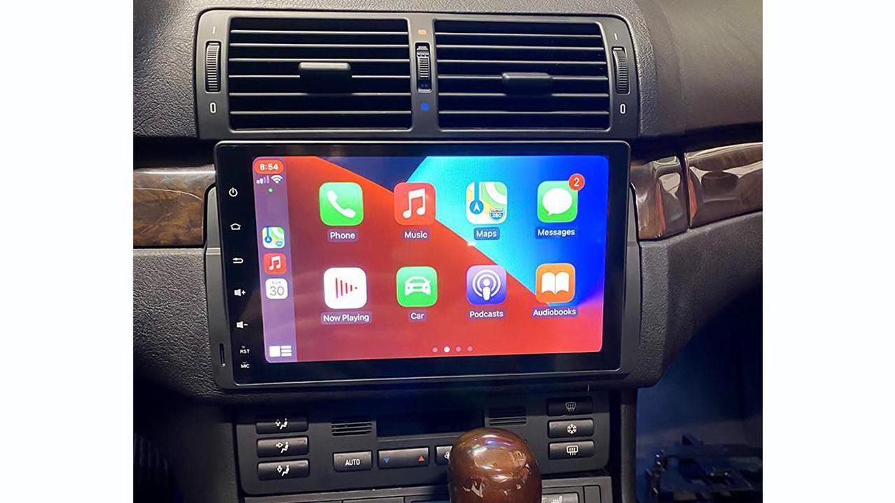 Branchement autoradio android