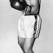 Trump Is A Political Rocky Marciano Figure Climbing Back Into The Ring To Take Another Swing.