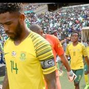 Only 4 new players included in Ntseki's Bafana squad