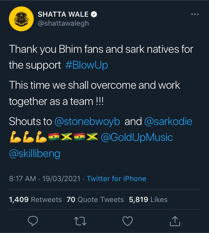 a8fdfe26e3954c5bbeb7d9fce80941d2?quality=uhq&resize=720 - Shatta Wale Does The Unexpected, Ghanaian React