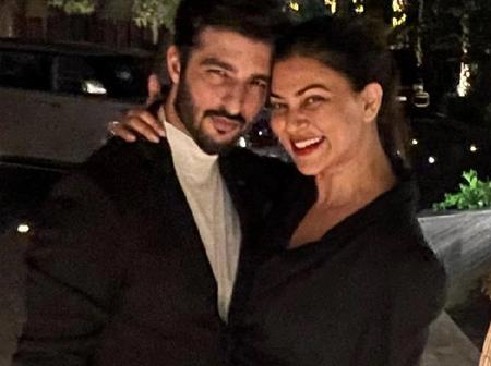 Sushmita Sen did a painful post, fans are asking questions - did Rohman Shawl get a Khitpit