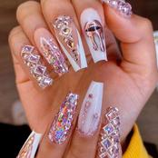 50 Latest And Stylish Nails Arts For Fashionistas