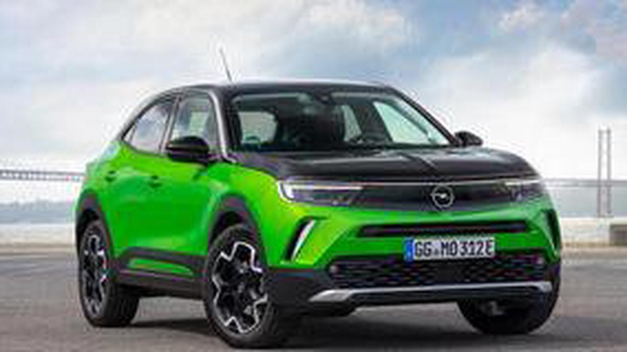 Der E-Mokka im Test: Voilà, es ist ein Opel