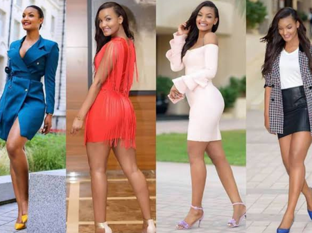Meet Kate Bashabe The Beautiful Rwandan Businesswoman, See 26 Adorable Photos Of Her