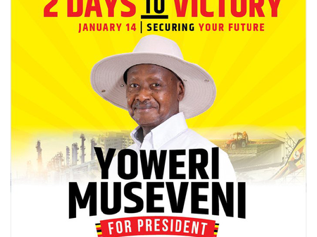 """""""It Is 48 Hours To My Victory"""" — Uganda President Boasts As More Ugandans Cry On Twitter"""