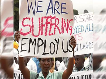 Nigerian Youth: Weathering the Storm of Unemployment Paradox
