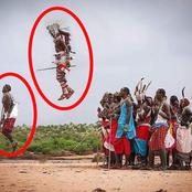 This is Not Photoshop, Check Out Fascinating Things You May Not Know About Maasai Tribe In Kenya