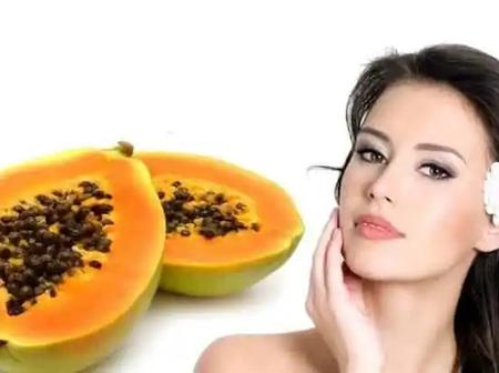 5 Amazing beauty effects of Pawpaw that would keep your skin shining