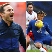 Hours After Frank Lampard Was Sacked, See What Chelsea Defender Told Him