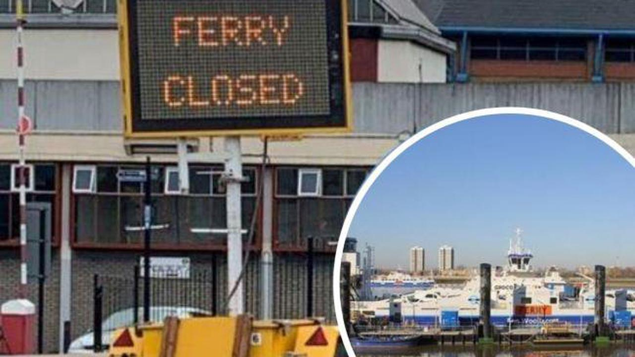 Woolwich ferry workers strike over pay, safety and 'victimisation' of union rep