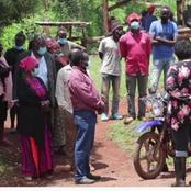 Fear In Murang'an After A Deadly Group of Thugs Stabs A Man Before Forcing Themselves On His Wife