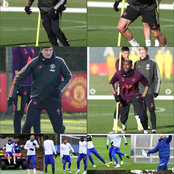 UCL: Chelsea & Man Utd strongest starting lineup against their champions league opponent tonight