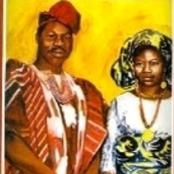 Throwback:Meet Mrs Oluremi The First Wife Of Former President Obasanjo And His First Lady In 1976