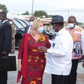 Ouattara félicite son épouse Dominique : Voici les raisons